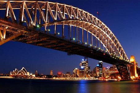 sydney-harbour-bridge-night