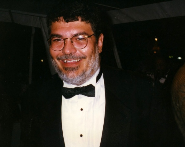 Ed Iacobucci at 1996 Citrix Holiday Party